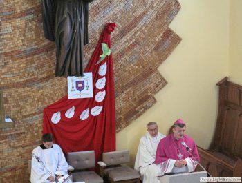 Wizytacja kanoniczna Ks. Biskupa i bierzmowanie młodzieży Biskupa 8