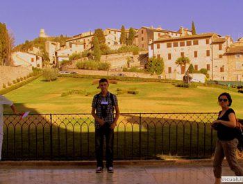 Wyjazd do Włoch 1