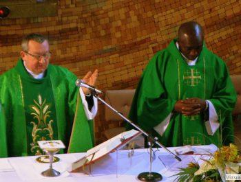 Wizyta Pasjonisty z Konga