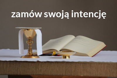 Zamów swoją intencję - Wisła kościół katolicki
