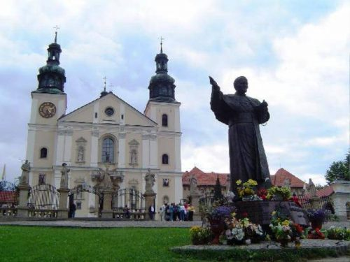 Pielgrzymka parafialna do Kalwarii Zebrzydowskiej