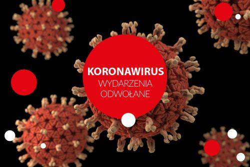 Koronawirus – KOMUNIKAT