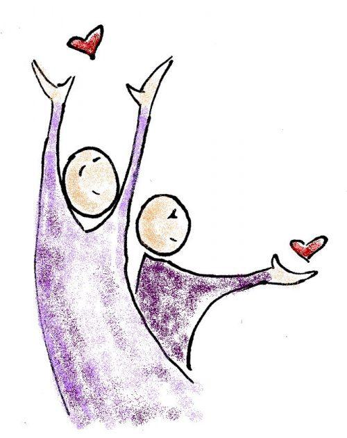 Podziel się miłością