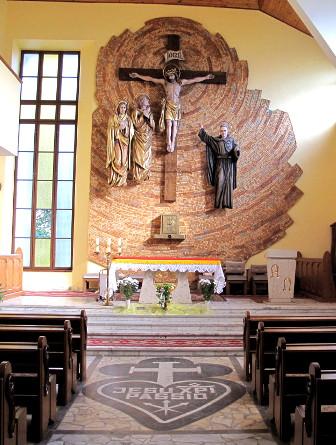 Wisła kościół katolicki