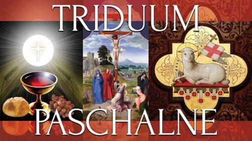 Modlitwy w rodzinie w czasie Triduum Paschalnego