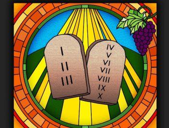 Kolejna praca remontowa za nami … Witraże w prezbiterium 10