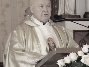 Zmarł o. Ludwik Stefański CP