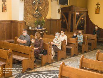 Zakończenie roku szkolno-katechetycznego 1
