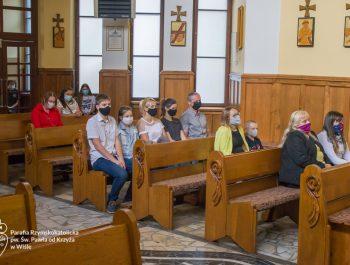 Zakończenie roku szkolno-katechetycznego 3