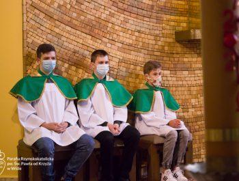 Zakończenie roku szkolno-katechetycznego 9