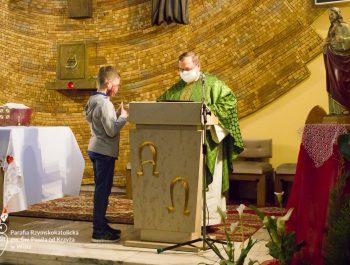 Zakończenie roku szkolno-katechetycznego 40