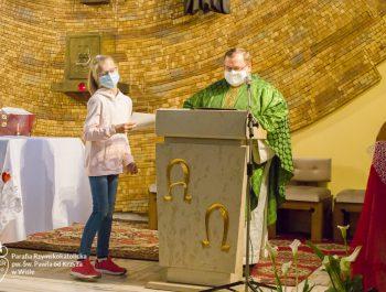 Zakończenie roku szkolno-katechetycznego 43