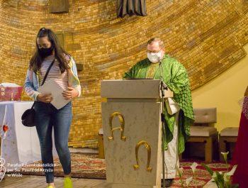 Zakończenie roku szkolno-katechetycznego 45