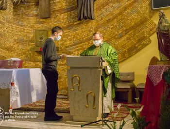 Zakończenie roku szkolno-katechetycznego 52