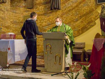 Zakończenie roku szkolno-katechetycznego 54