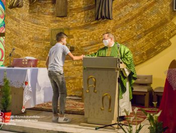 Zakończenie roku szkolno-katechetycznego 56