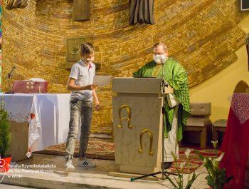 Zakończenie roku szkolno-katechetycznego 57