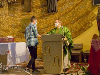 Zakończenie roku szkolno-katechetycznego 58