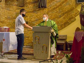Zakończenie roku szkolno-katechetycznego 61