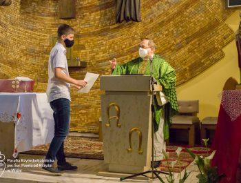 Zakończenie roku szkolno-katechetycznego 62
