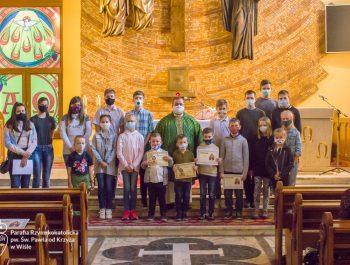 Zakończenie roku szkolno-katechetycznego 64
