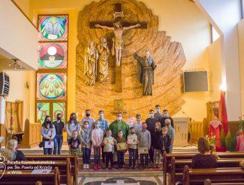 Zakończenie roku szkolno-katechetycznego
