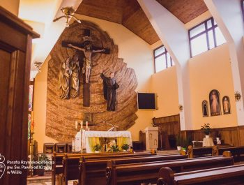 Rozpoczęcie nowego roku szkolno-katechetycznego 1