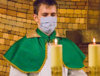Rozpoczęcie nowego roku szkolno-katechetycznego 13