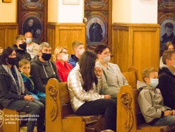 Rozpoczęcie nowego roku szkolno-katechetycznego 17