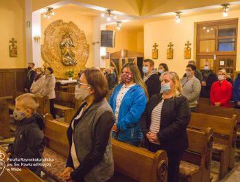Rozpoczęcie nowego roku szkolno-katechetycznego 2