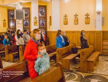Rozpoczęcie nowego roku szkolno-katechetycznego 5