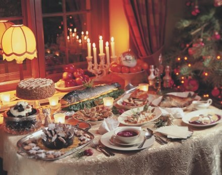 Wigilia Bożego Narodzenia w tradycji.