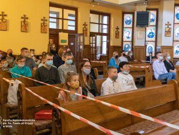 Msza święta na zakończenie roku szkolnego 2020/21 18