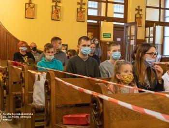 Msza święta na zakończenie roku szkolnego 2020/21 21