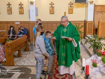 Msza święta na zakończenie roku szkolnego 2020/21 23
