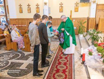 Msza święta na zakończenie roku szkolnego 2020/21 33