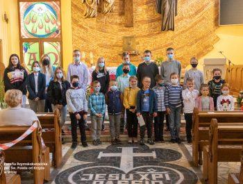Msza święta na zakończenie roku szkolnego 2020/21 64