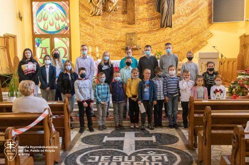 Msza święta na zakończenie roku szkolnego 2020/21